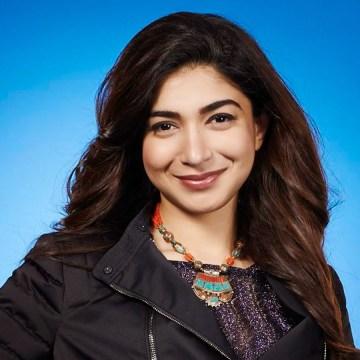 Shiza Shirazad Smiling Headshot