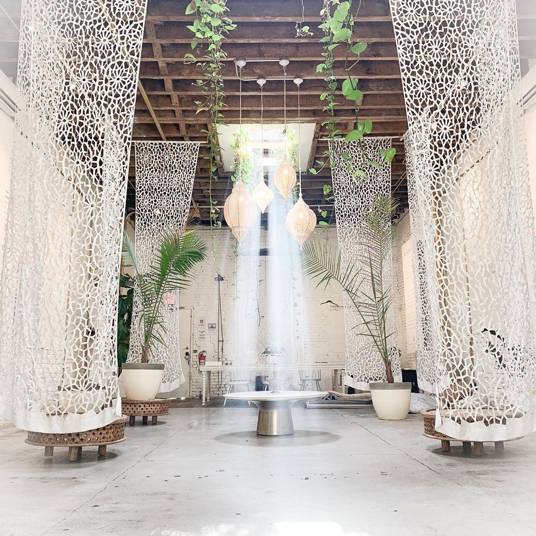 White Room of Regency Community and Event Venue in Brooklyn, New York