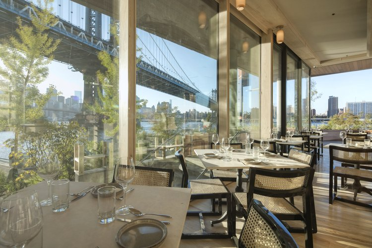 Celestine Restaurant ready to be used in Brooklyn, New York