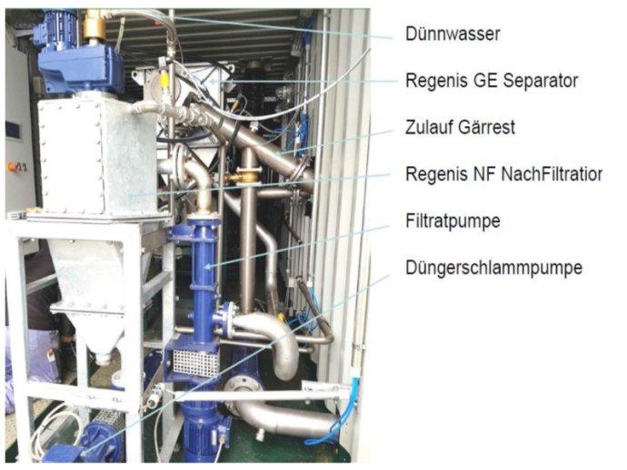 REW Regenis - Regenis NF Nachfiltration - Übersicht