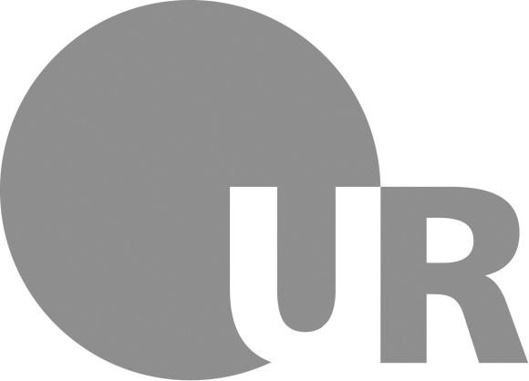 Regensburger Nachhaltigkeitswoche - Logo Universität Regensburg