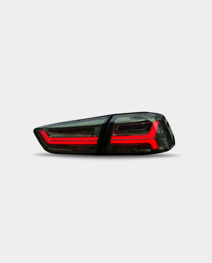 mitsubishi lancer tail lights qatar