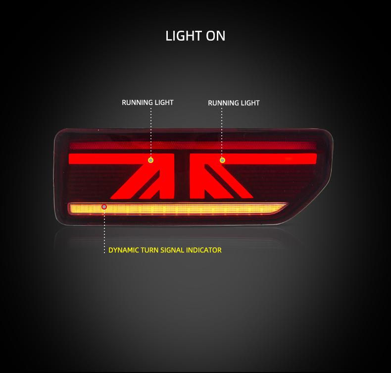 Suzuki Jimny taillight taillamp tail lamp light