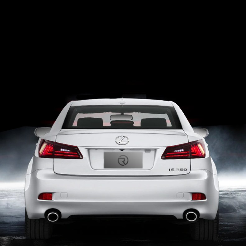 lexus is250 tail lights qatar