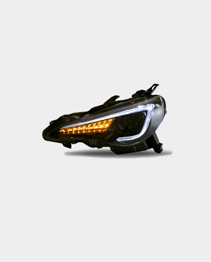 subaru brz/toyota corolla headlight