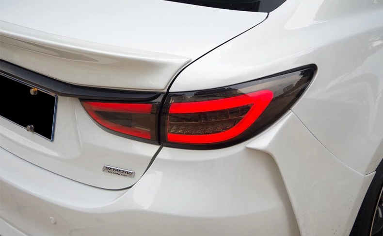 mazda 6 tail lights qatar
