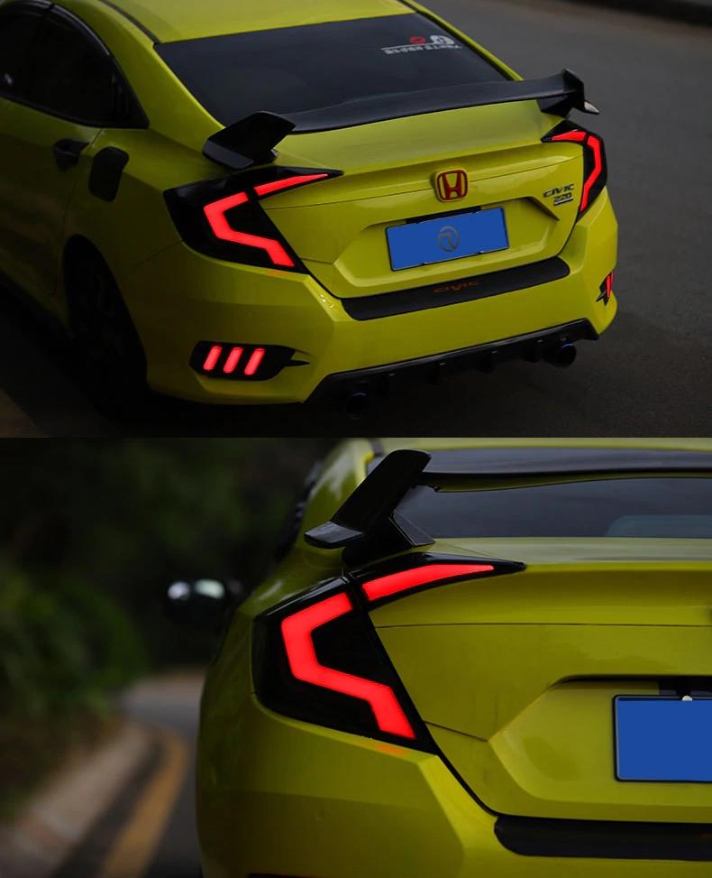 honda civic tail lights qatar