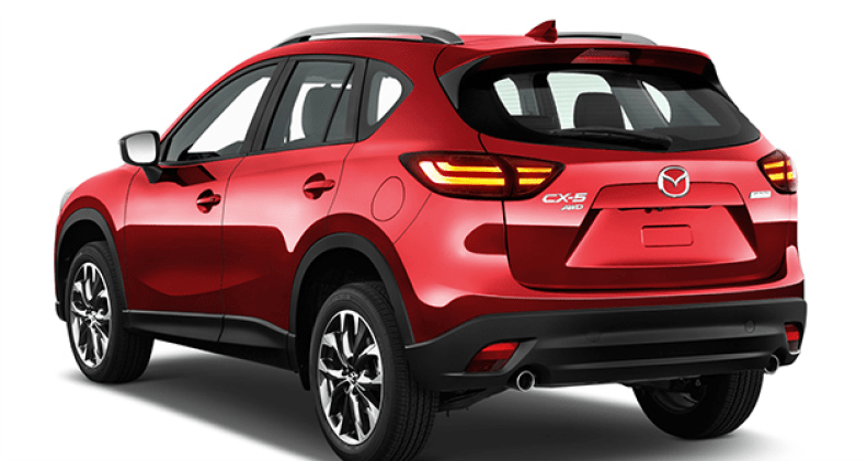 mazda cx-5 cx5 tail lights