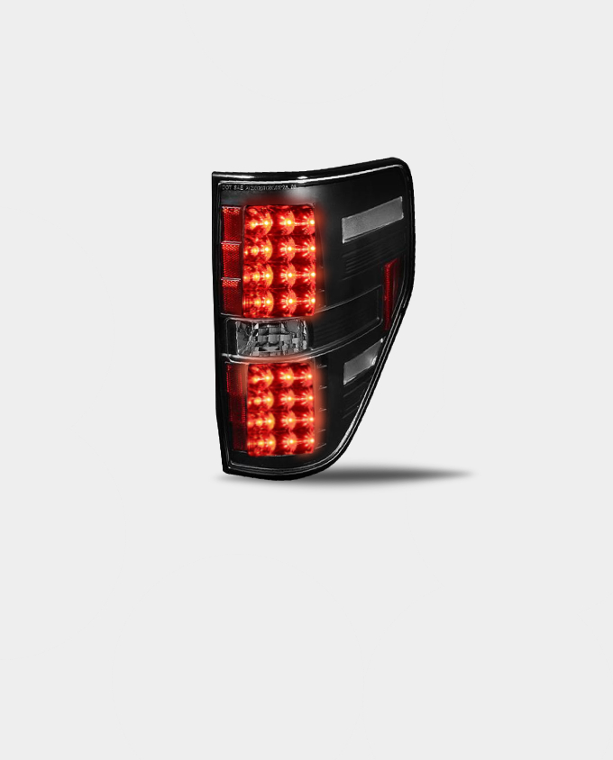 Ford F-150 Tail Lights 2008-2012