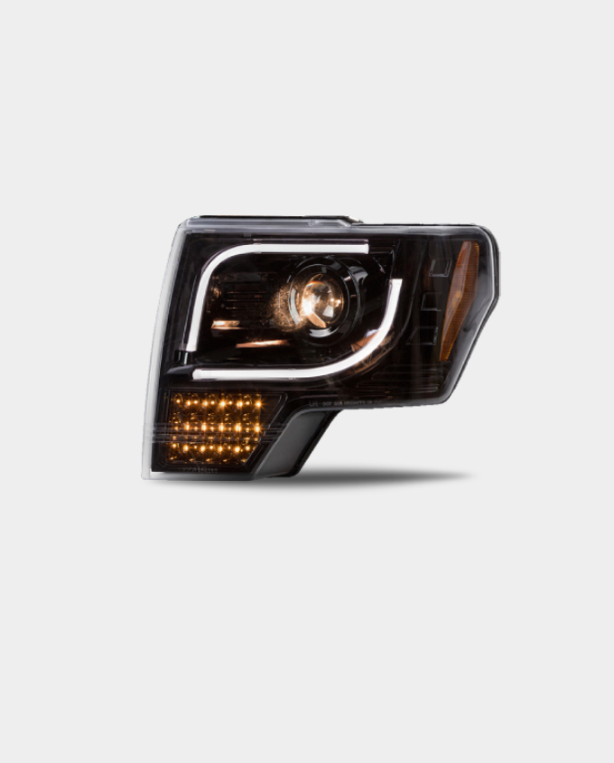 ford f-150 headlights qatar