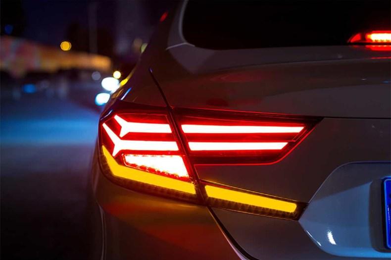honda accord tail light qatar
