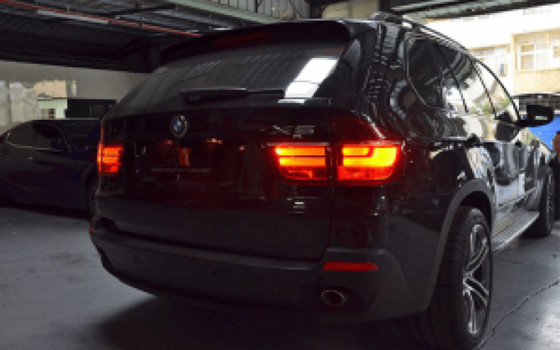 bmw x5 tail lights qatar