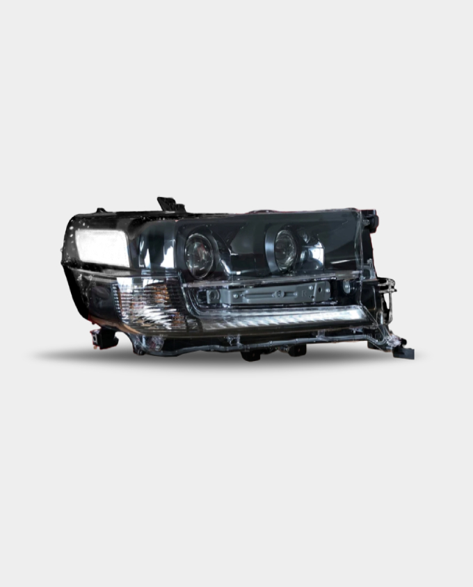 toyota landcruiser headlights qatar
