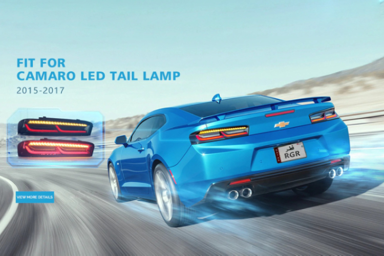 camaro Tail lights qatar