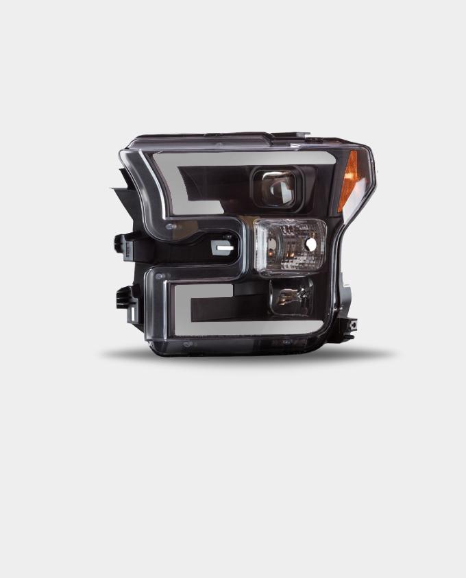 ford f150 f-150 headlights head light qatar