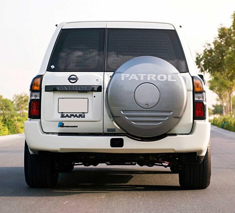 nissan patrol safari tyre cover tire qatar