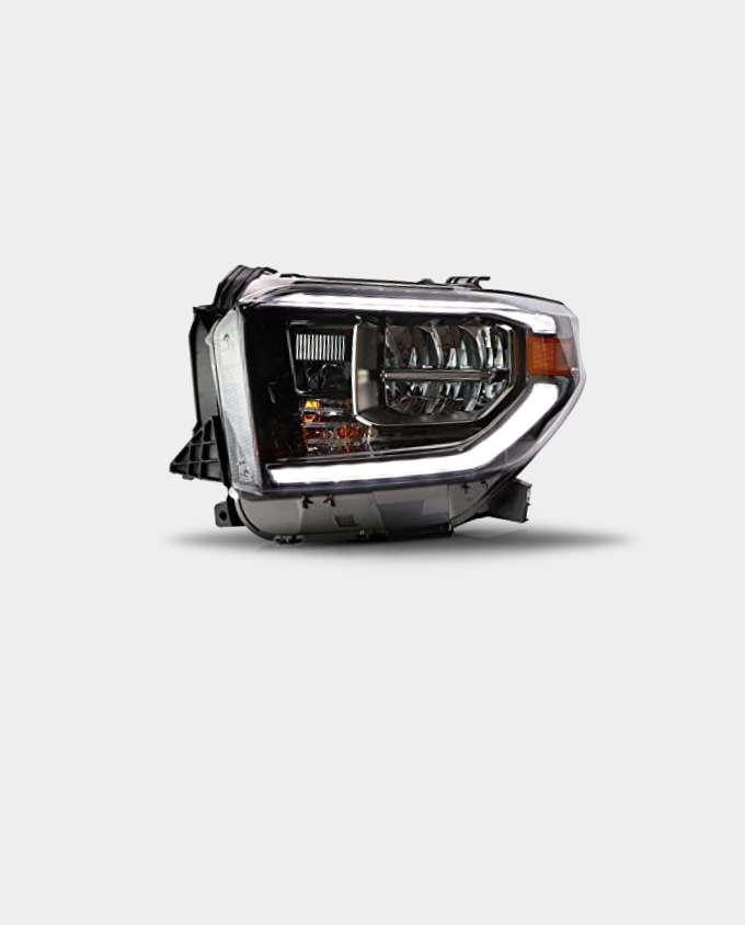 toyota tundra head lights headlights qatar