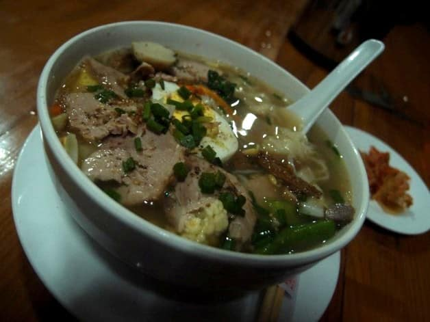 Fell in love with those rich beefy soups when I was traveling Burma. They're rich in different flavors from every angle.