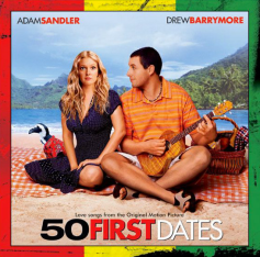 """Hold Me Now"" featured on the 50 First Dates Soundtrack [Photo Courtesy of Warner Music Group]"