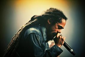 "Damian ""Jr. Gong"" Marley continues his father's legacy as a leading icon in today's reggae movement."