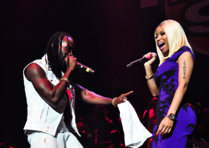 "Mavado & Nicki Minaj ""Give It All To Me"""