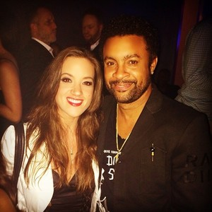 "Tennille with Shaggy (aka ""Mr. Boombastic)"