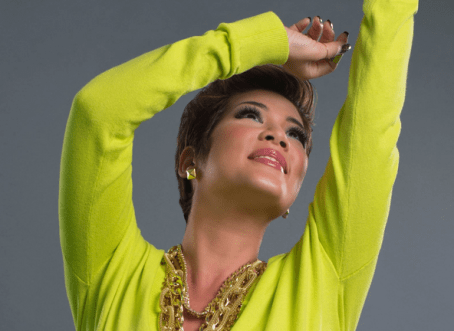 "Tessanne Chin ""Count On My Love (2014)"""