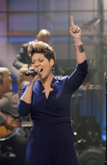 Performing Live on the Tonight Show