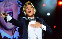 Tessanne Chin Photo Courtesy of Reggae Sumfest