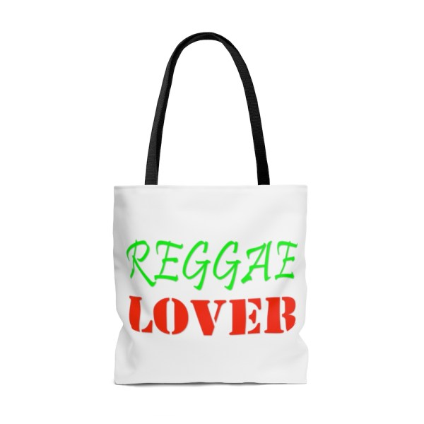 Reggae Lover Tote Bag image