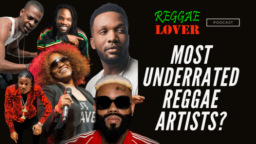 top 5 most underrated reggae and dancehall artists