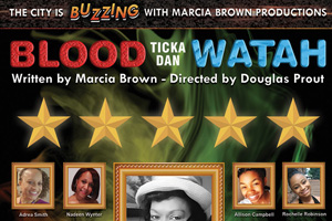 Marcia Brown's Blood Ticka Dan Watah returns to Central Peel S.S. on Sunday October 22nd