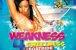 Weakness 4 Sweetness Bikini Top BoatCruise On Board The Yankee Lady Sunday June 25th