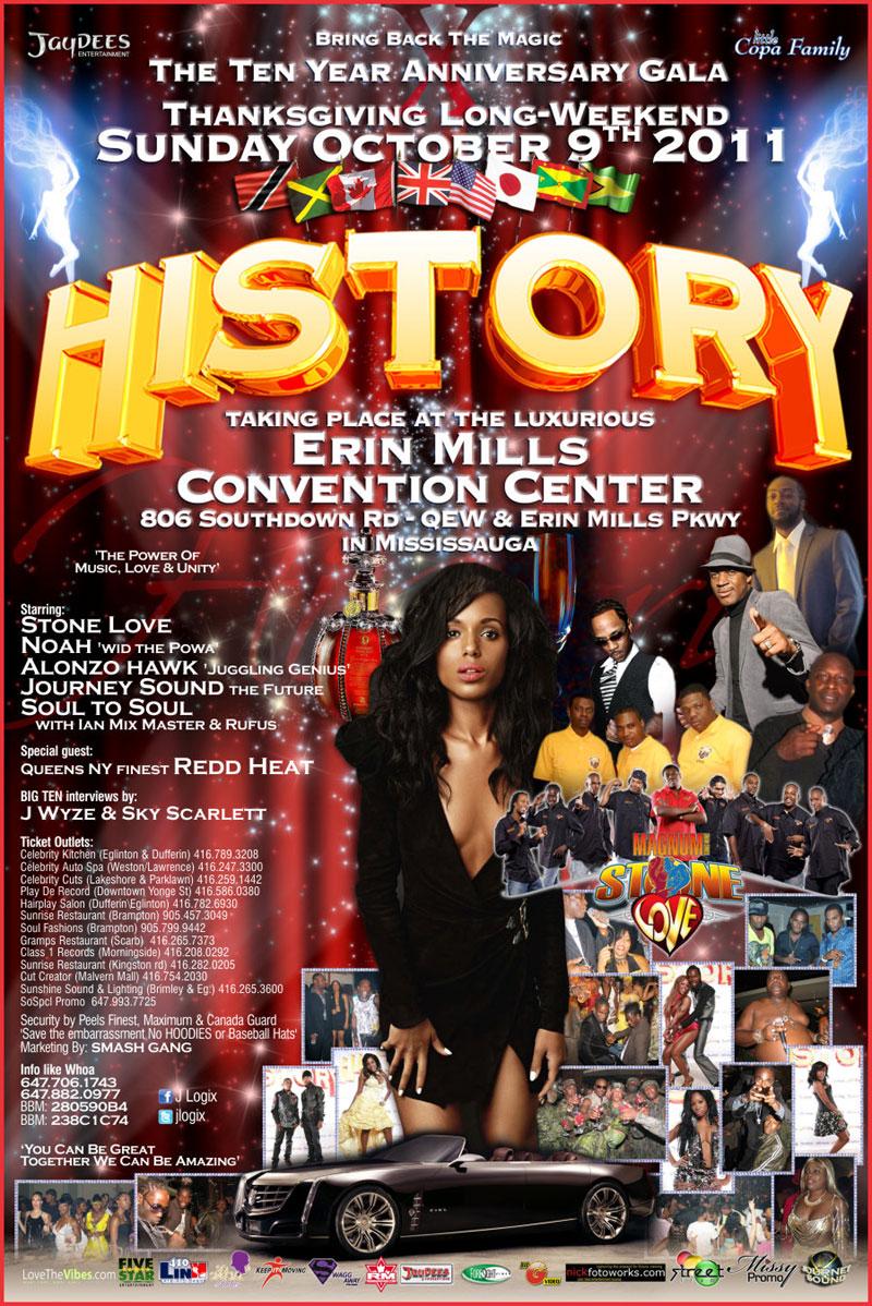 history 2011
