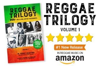 Reggae Trilogy Vol. 1 Presents 200+ 80s and 90s Artist Headshots