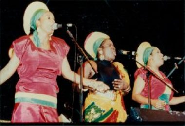 Bob Marley's I-Three