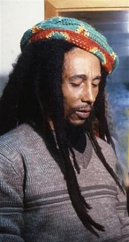 Bob Marley Boston 1989 by Peter Simon
