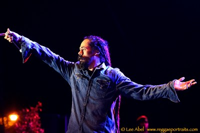 Damian Marley by Lee Abel