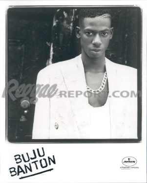 Buju Banton Headshot