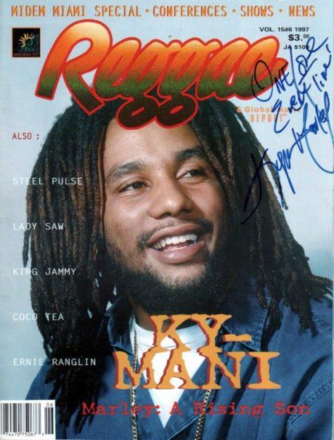 Kymani cover 1997