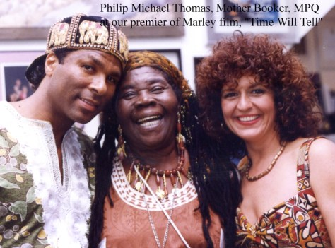Philip Michael Thomas Mother Booker MPeggyQ