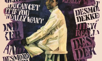 Desmond Dekker You Can Get It If You Really Want Trojan records