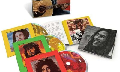 BOB MARLEY: SONGS OF FREEDOM: THE ISLAND YEARS