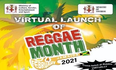 reggae month 2021