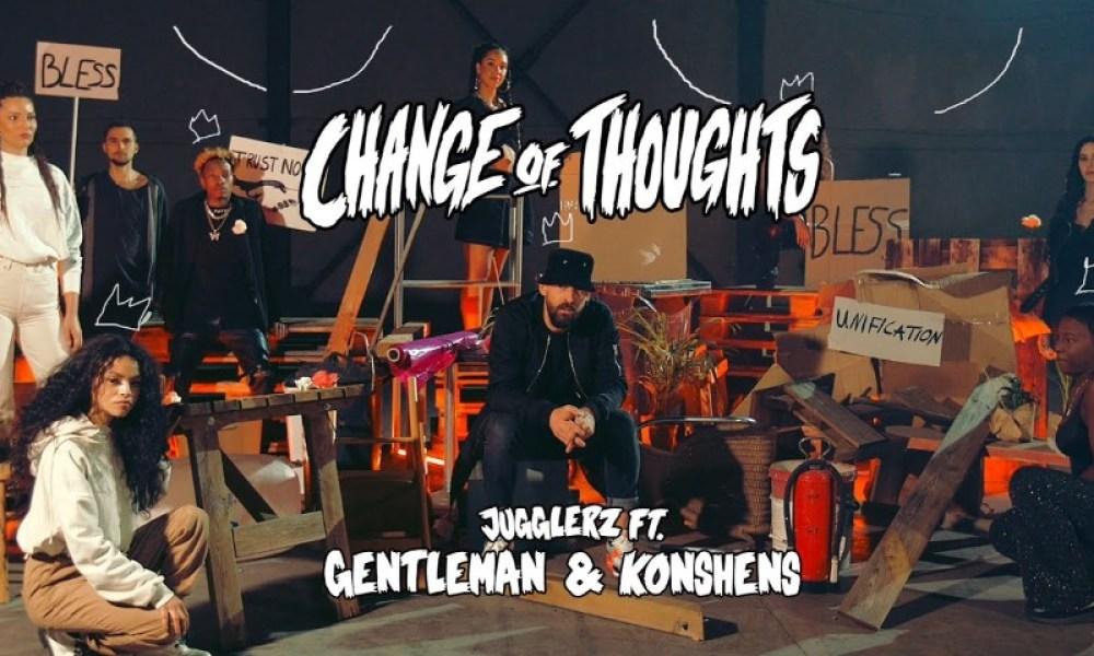 Change Of Thoughts' – Konshens