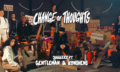 Change Of Thoughts' – Konshens