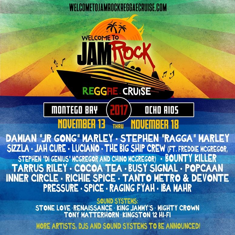 WelcomeToJamrockReggaeCruise