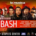 SOLD OUT: Calibash 2017 En Staples Center El 21 De Enero