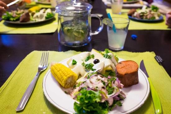R'M à thème : Cuisine péruvienne *