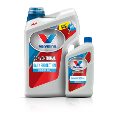 VALVOLINE™ DAILY PROTECTION CONVENTIONAL MOTOR OIL